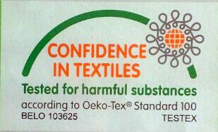 <strong>Oeko-Tex® Standard 100</strong>